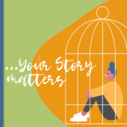 YOU ARE NOT ALONE (SUICIDE IS ON THE RISE): THE IMPORTANCE OF CONTINUING YOUR STORY