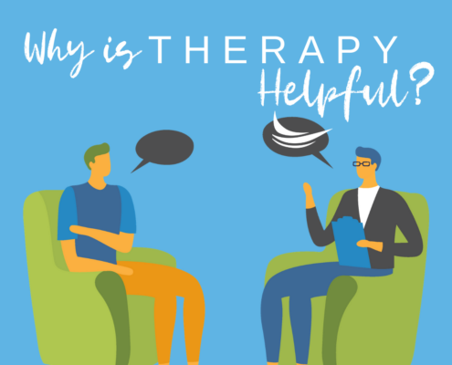 WHY IS THERAPY VALUABLE?