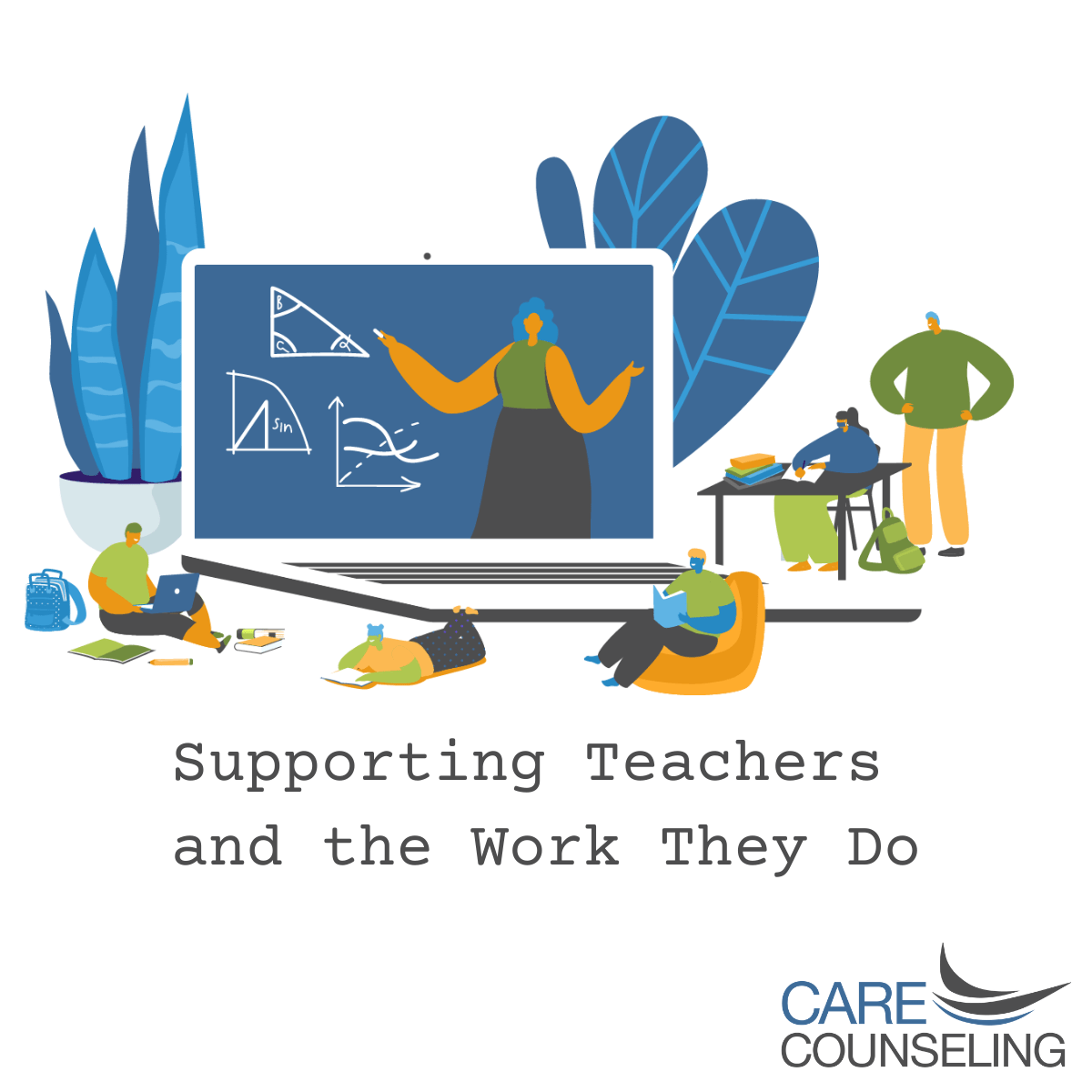 Supporting Teachers and the Work They Do