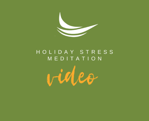 Holiday Stress Meditation