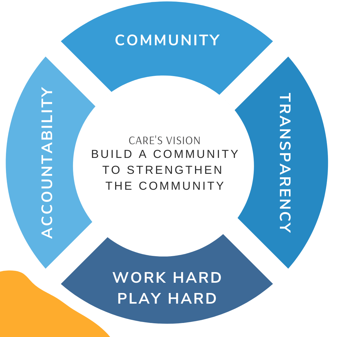 CARE'S VISION