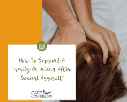 How to Support A Family Or Friend After Sexual Assault