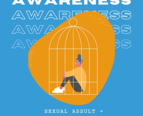 Sexual Assault Awareness + Local Resources