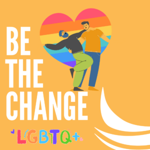 ACCELERATING LGBTQ EQUALITY + ACCEPTANCE