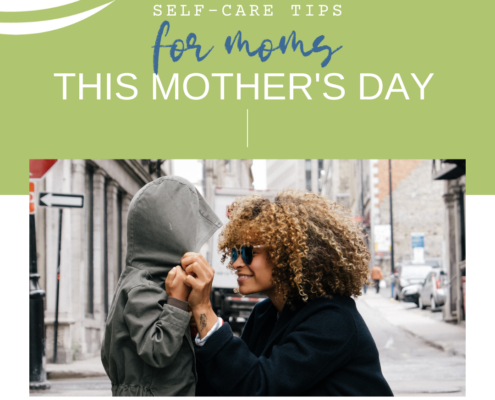 Self-CARE for Mother's Day